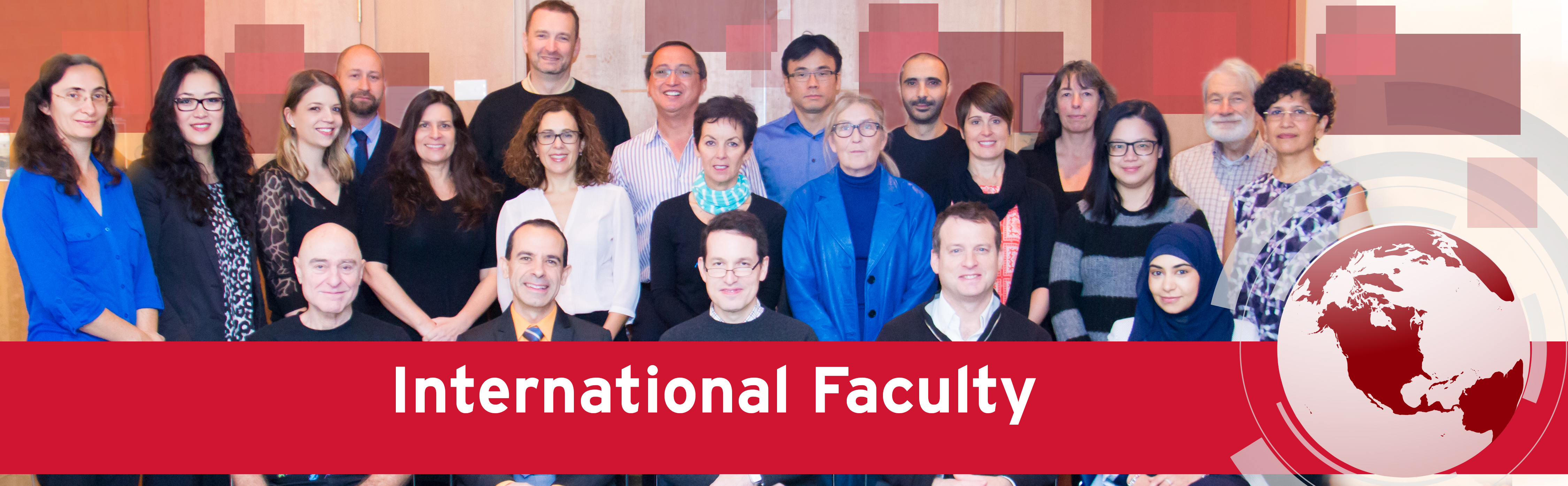 International Faculty