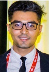 Student Suraj Parwani | 2018-04-03