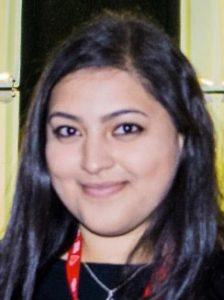 Student Harleen Singh
